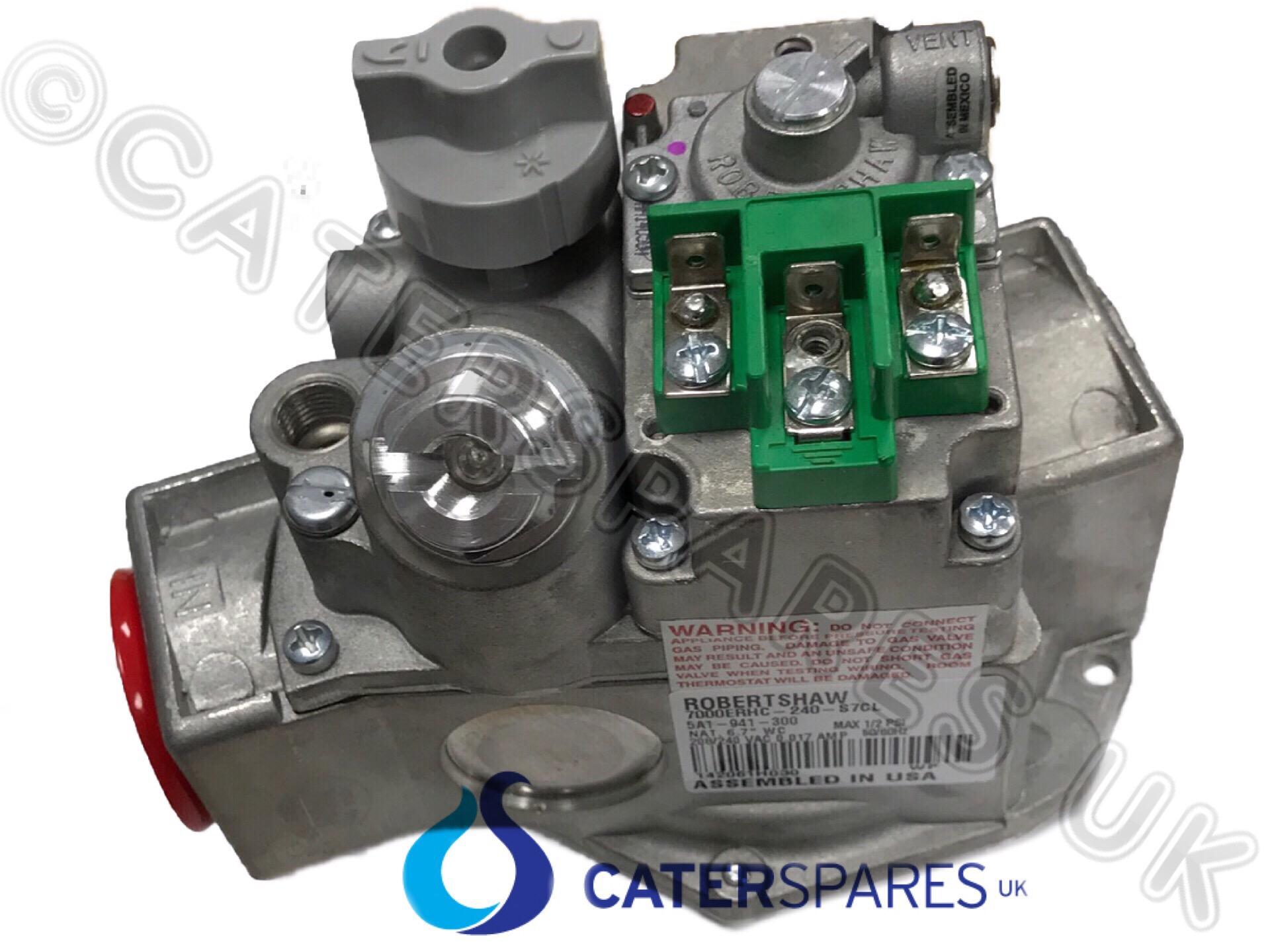Modine Heater Replacement Robertshaw Gas Control Valve