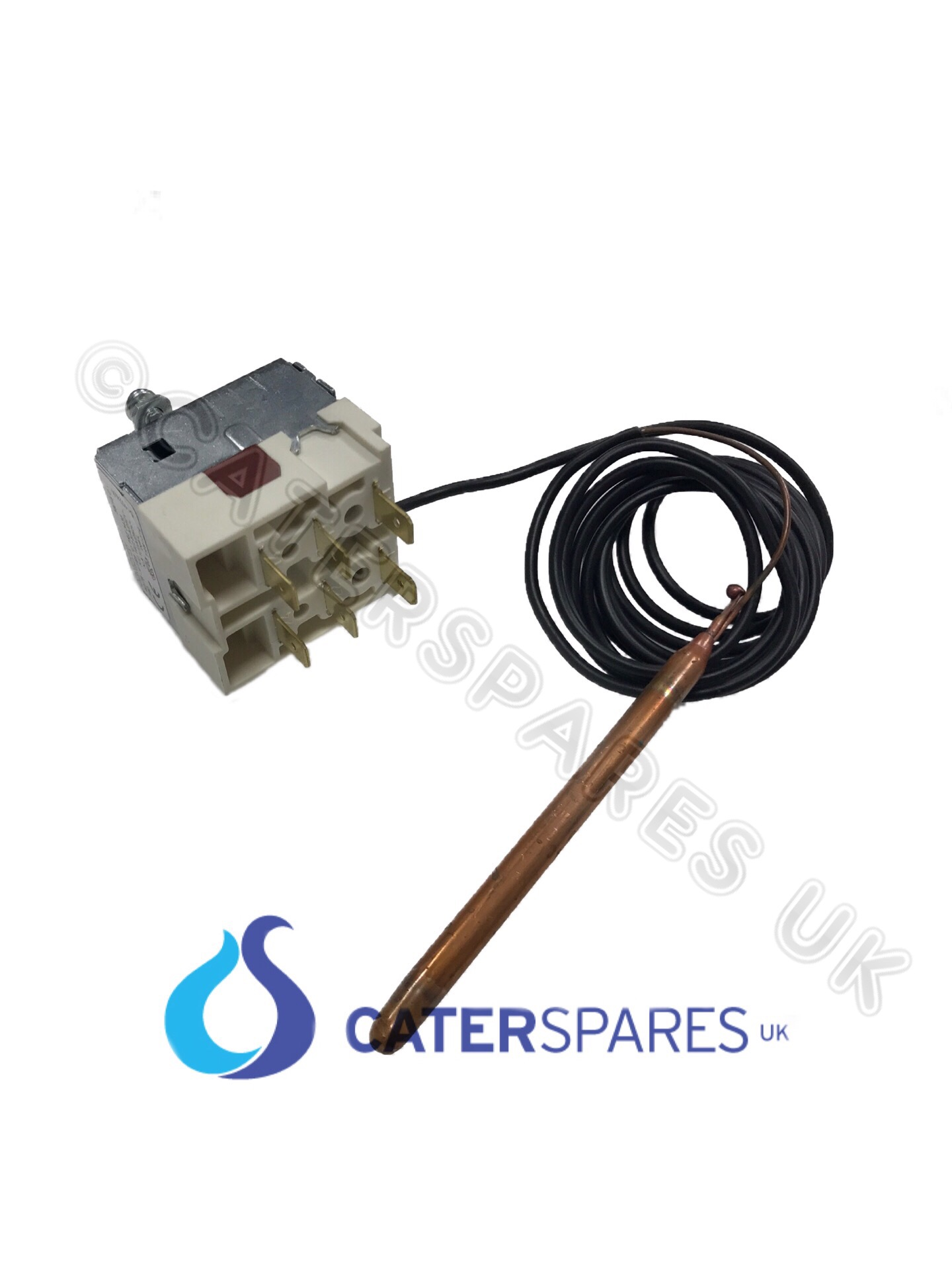 120525 Comenda Dishwasher Dual Temperature Rinse Tank Thermostat 40