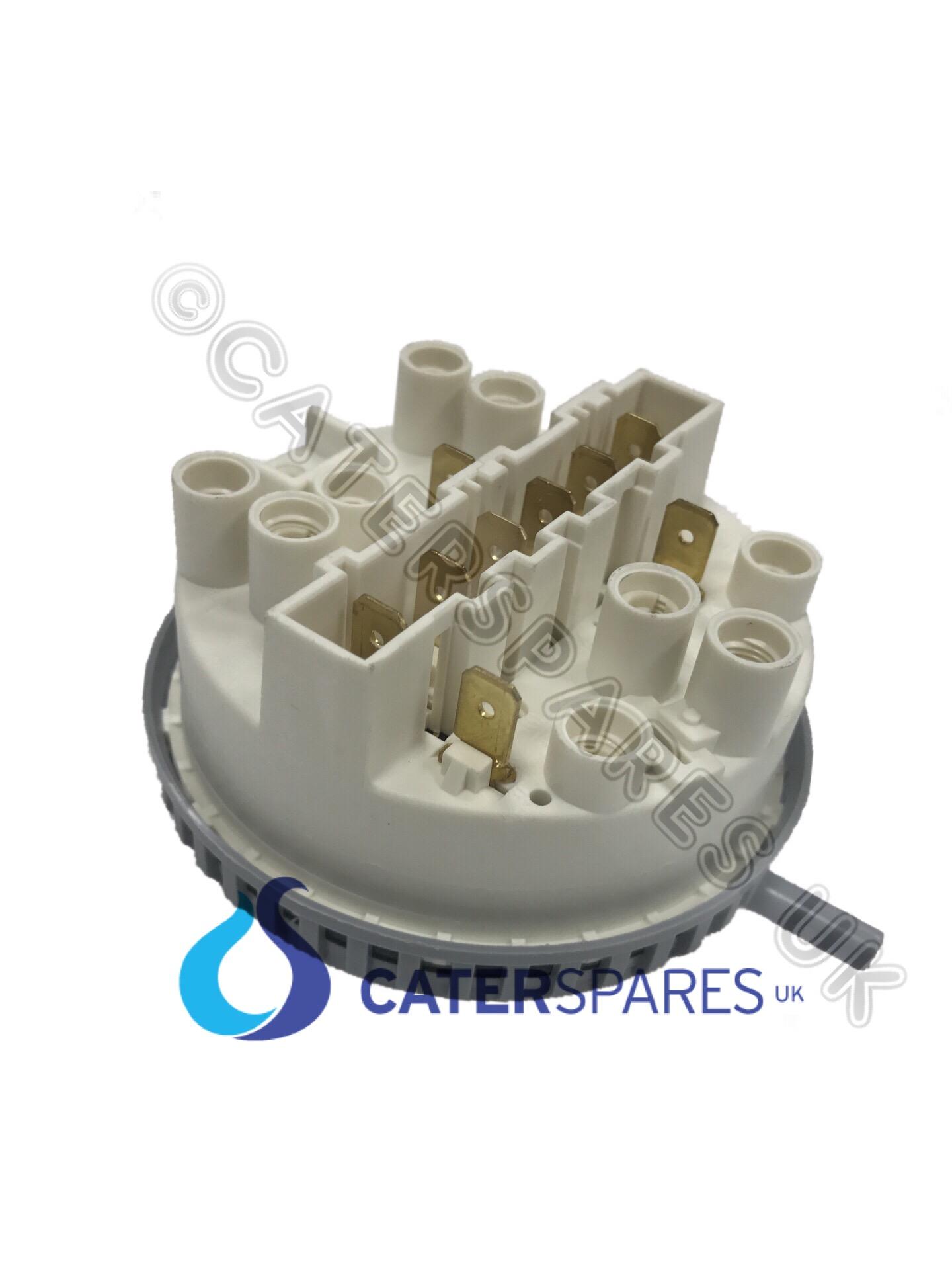 130628 Comenda Dishwasher Air Pressure Switch 3 Level