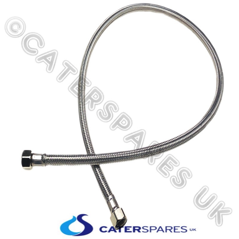 metal braided stainless steel flexible hose pipe 100mm