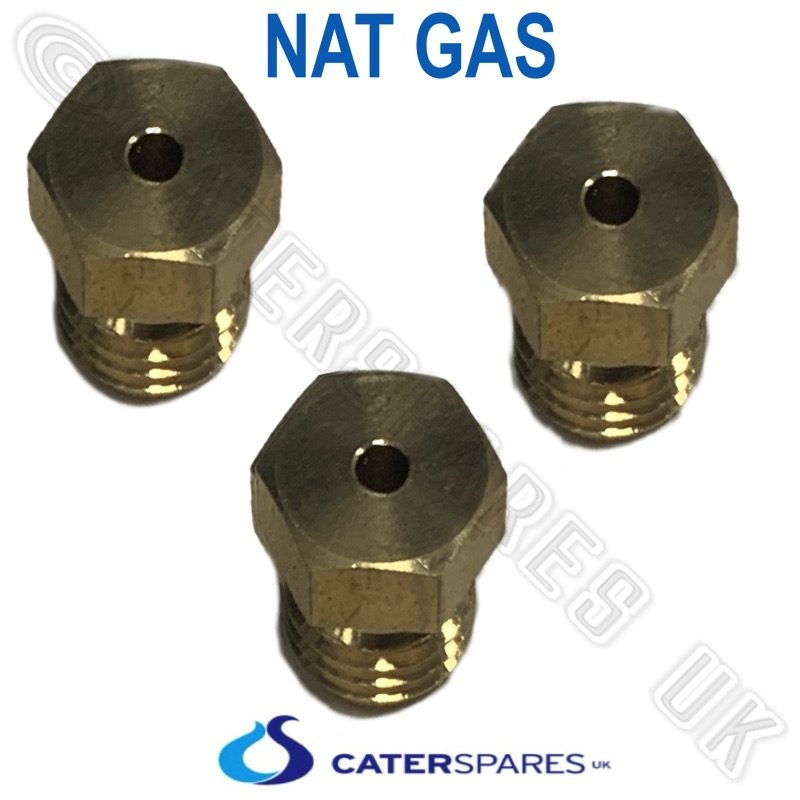 PITCO P6071340 SG SERIES 14 NAT GAS CHIPS FRYER INJECTOR