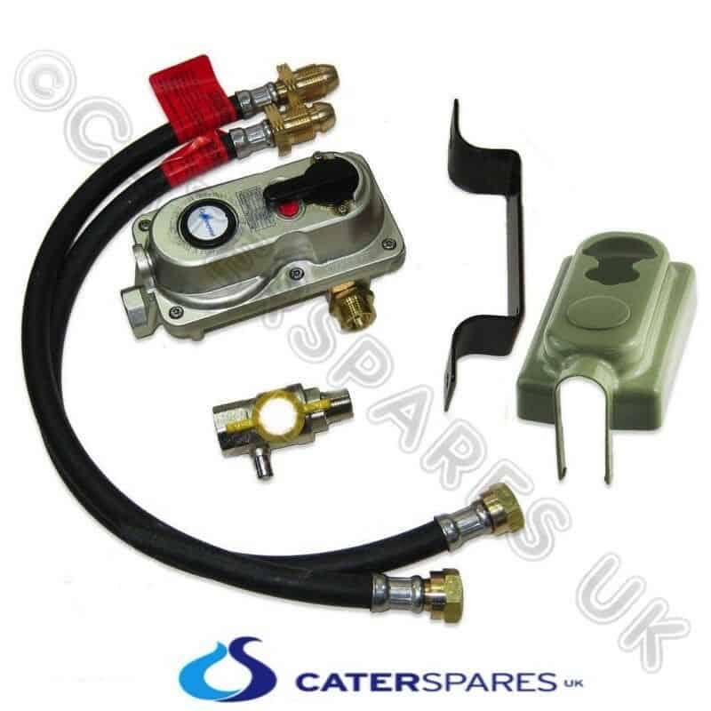 LPG PROPANE GAS Bottle Connector Auto