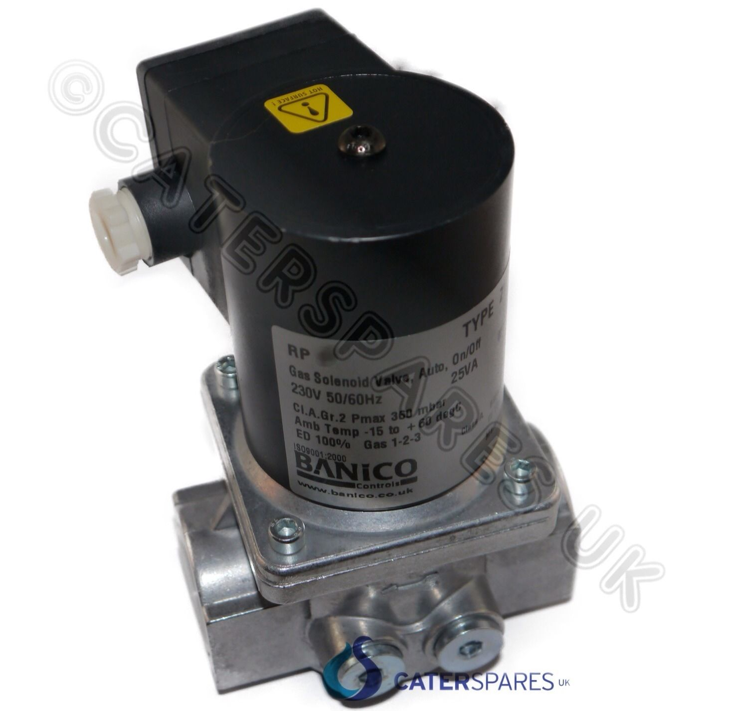 """1/"""" 28MM COMMERCIAL GAS INTERLOCK MINDER SYSTEM KIT GAS SOLENOID VALVE EXTRACT"""