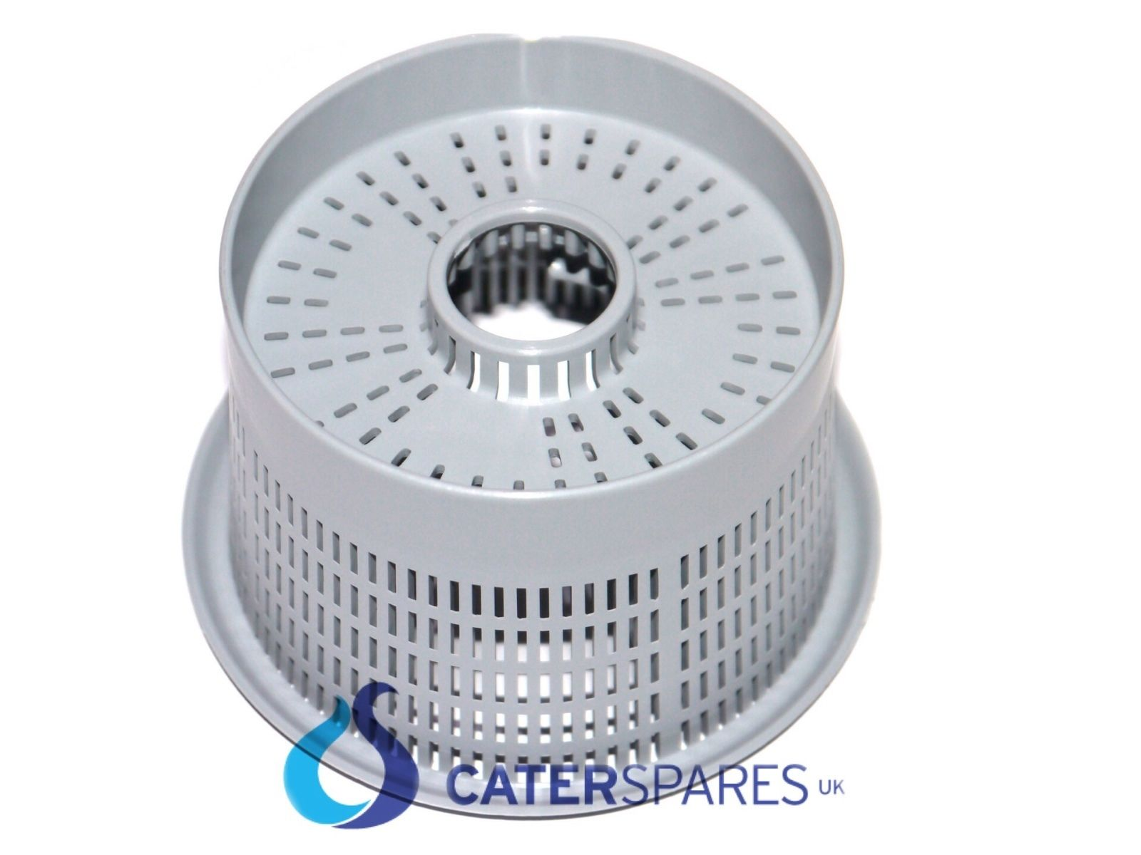 139321-744 HOBART DISHWASHER & GLASS WASHER DRAIN BASKET