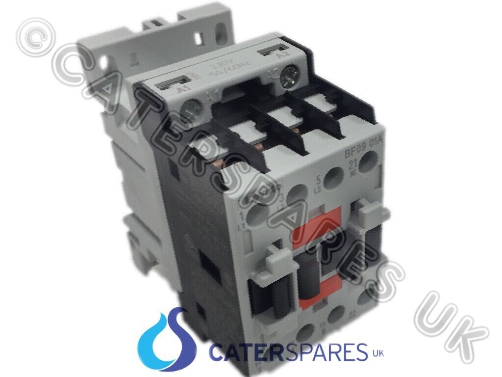 Universal Power Contactor 230v Coil 25a Rated 3xn O 1xn C